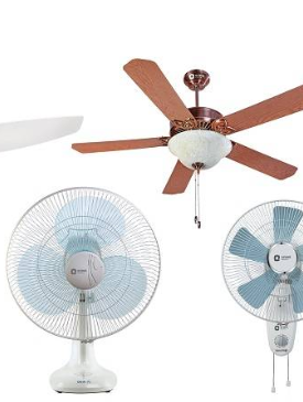 Fans & Air Coolers