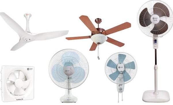 Fans & Air Coolers