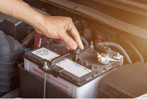 Vehicle Batteries & Inverters